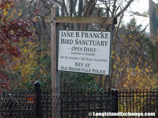 Jane B. Francke Sanctuary
