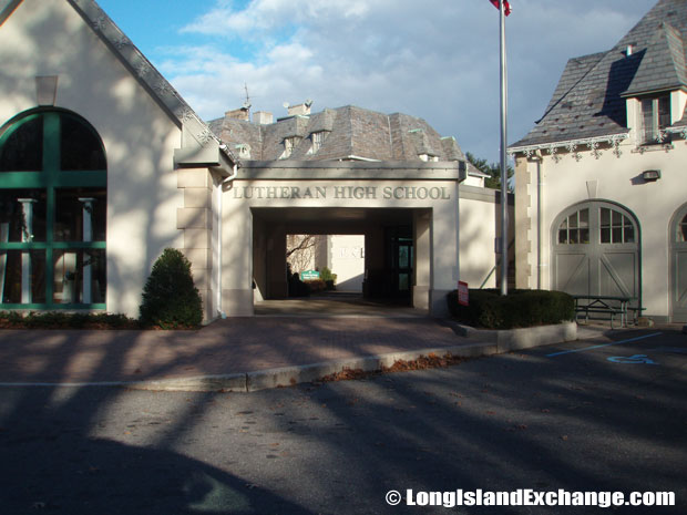 The Long Island Lutheran Middle & High School in Brookville, NY