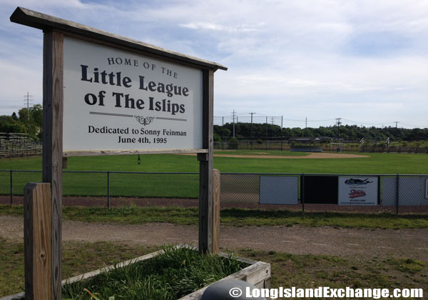 Little League of the Islips
