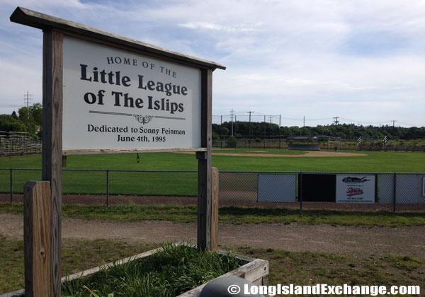 Little League of the Islips
