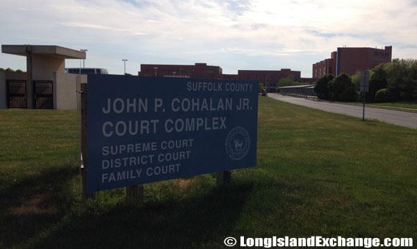Cohalan Court Complex