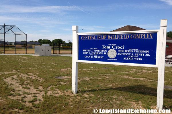 Central Islip Ballfield Complex