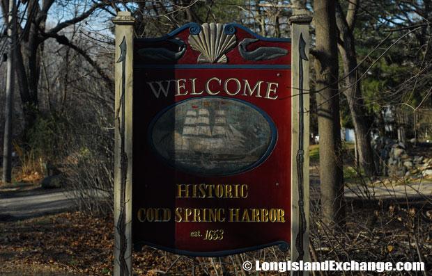 Historic Cold Spring Harbor