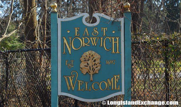 East Norwich Sign