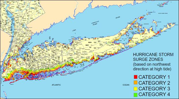 Long Beach Island Flood Zones