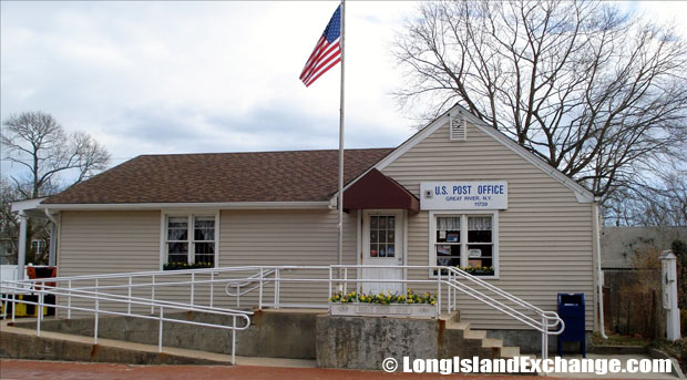 Great River Post Office
