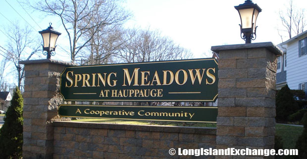 Spring Meadows Co-operative Housing Community, Hauppauge Long Island