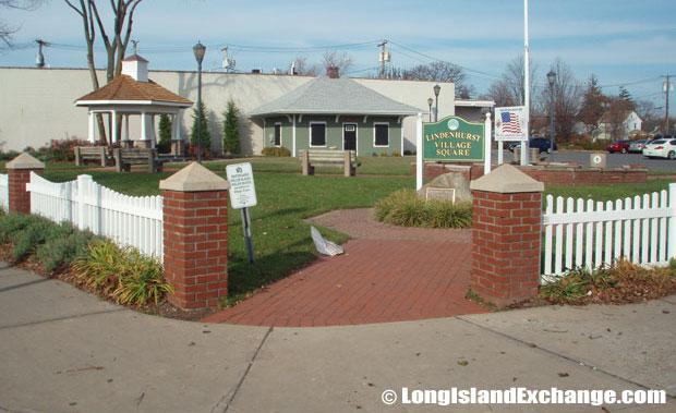 Lindenhurst Village Square