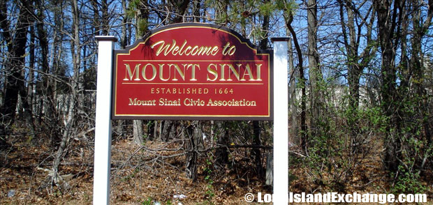Mount Sinai Suffolk County, NY
