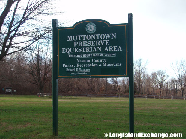 Muttontown Preserve