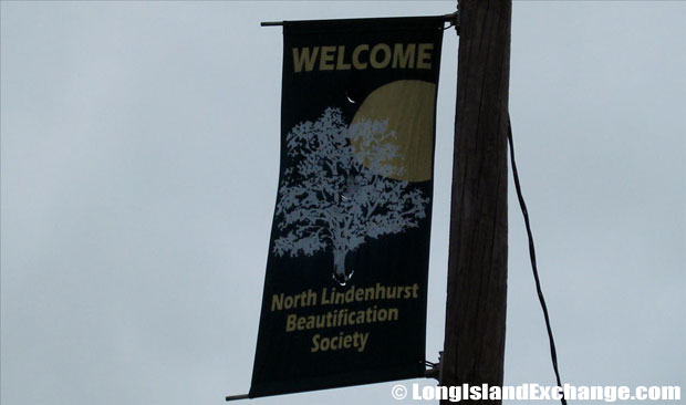 North Lindenhurst Beautification Society Banner