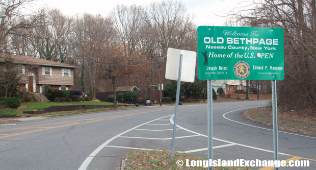 Old Bethpage is a hamlet and census-designated place located in Nassau County, Long Island, New York. It is within the Town of Oyster Bay.