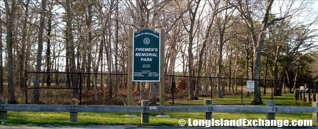 Firemen Memorial Park