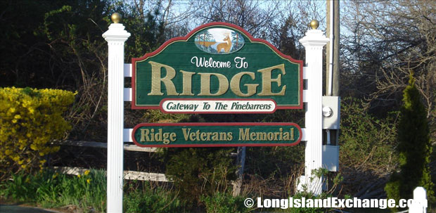 Ridge Gateway to the Pine Barrens