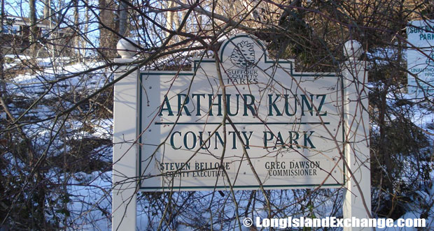 San Remo is surrounded by beautiful parks. Arthur H. Kunz County Park to the north and northeast, respectively.