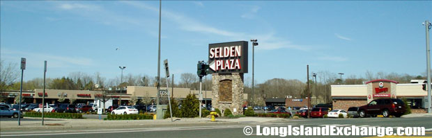 The Selden Plaza