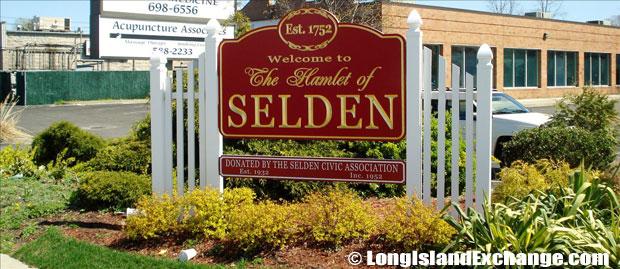 Selden Hamlet Established 1752
