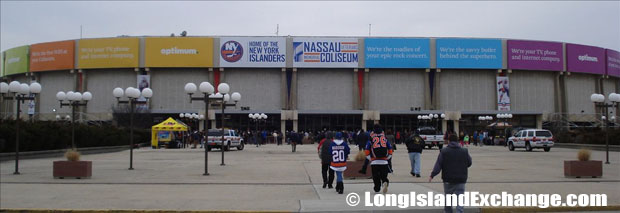 Uniondale is the home of the New York Islanders of NHL