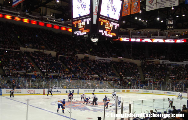 many of Long Island's largest events take place at Nassau Coliseum