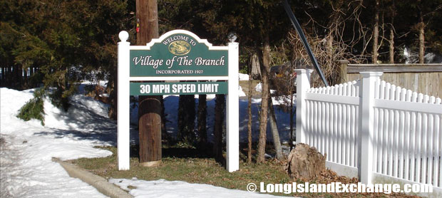 Village of the Branch 30 MPH Speed Limit