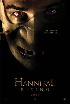 At The Movies: Hannibal Rising (2007)