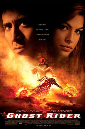 At The Movies: Ghost Rider (2007)