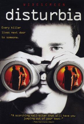 Disturbia-DVD
