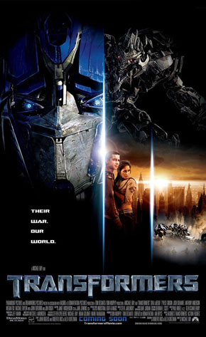 At The Movies: Transformers (2007)