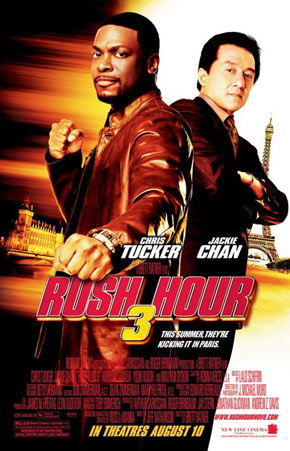 At The Movies: Rush Hour 3 (2007)