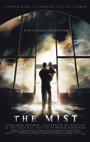 At The Movies: Stephen King The Mist (2007)
