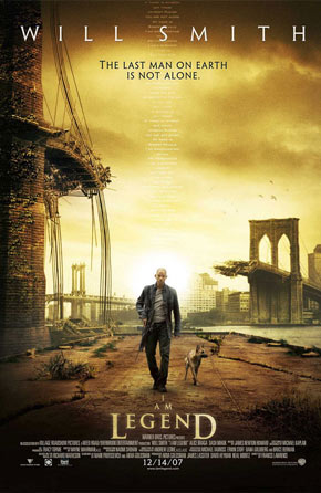 At The Movies: I Am Legend (2007)