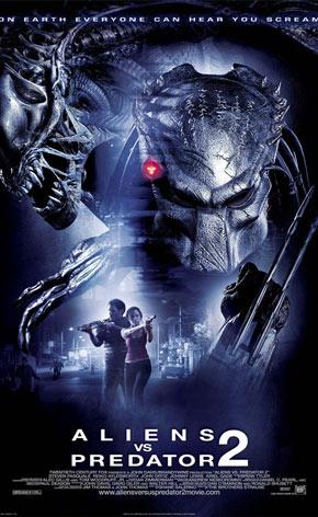 At The Movies: Aliens Vs. Predator: Requiem (2007)