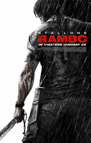 At The Movies: Rambo (2008)
