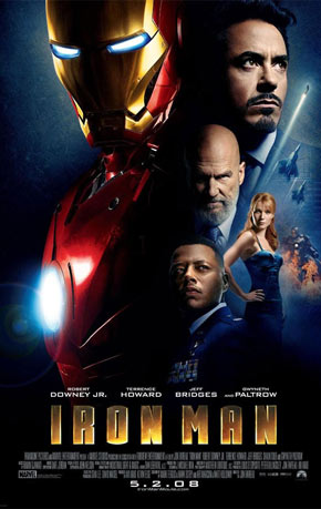 At The Movies: Iron Man (2008)