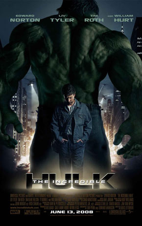 At The Movies: The Incredible Hulk (2008)