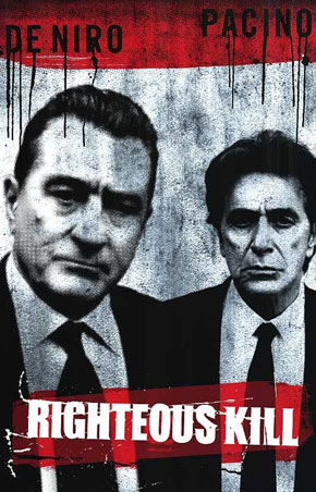 At The Movies: Righteous Kill (2008)