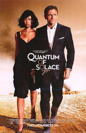 At The Movies: Quantum of Solace (2008)