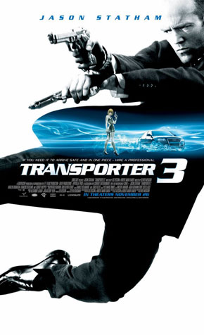 At The Movies: Transporter 3 (2008)