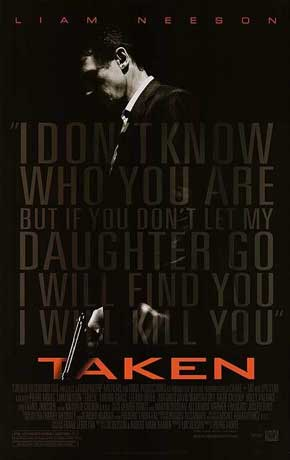 At The Movies: Taken (2009)