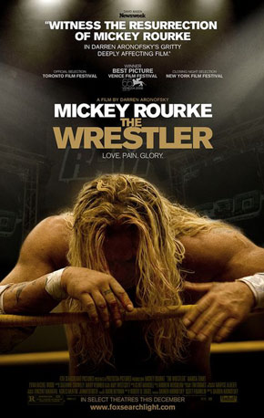 At The Movies: The Wrestler (2008)