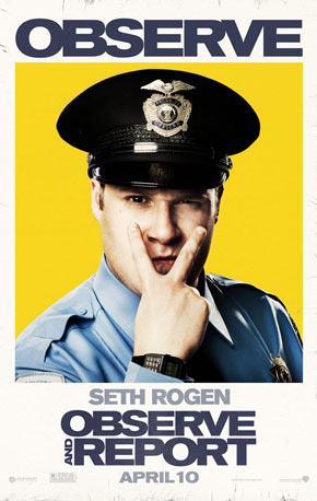 At The Movies: Observe and Report (2009)