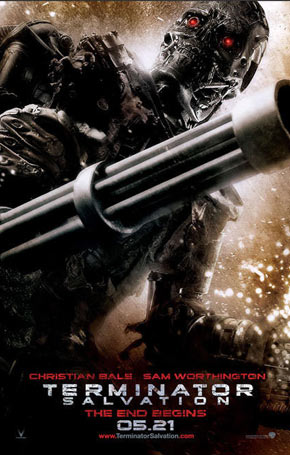 At The Movies: Terminator Salvation (2009)
