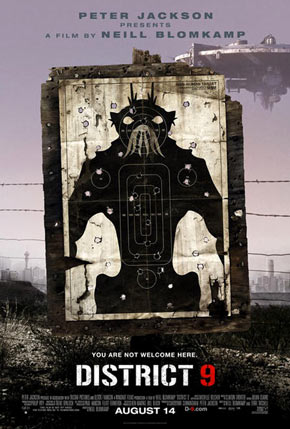At The Movies: District 9 (2009)