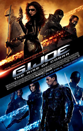 At The Movies: G.I. Joe: The Rise of Cobra (2009)