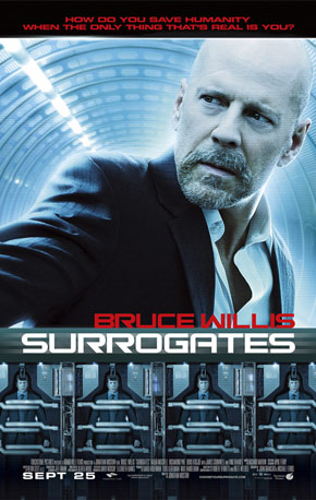 At The Movies: Surrogates (2009)