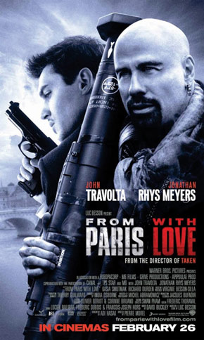 At The Movies: From Paris With Love (2010)