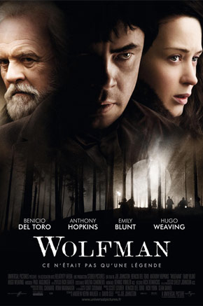 At The Movies: The Wolfman (2010)