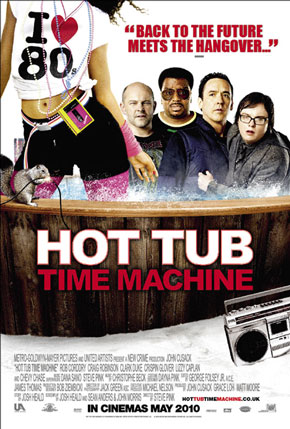 At The Movies: Hot Tub Time Machine (2010)