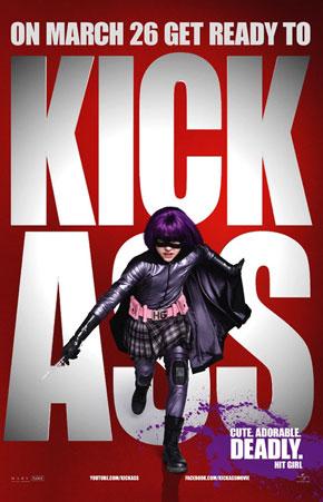 At The Movies: Kick-Ass 2010