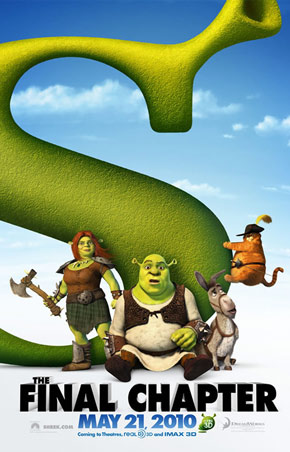 At The Movies: Shrek Forever After (2010)